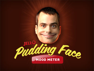 Jell-O Pudding Face