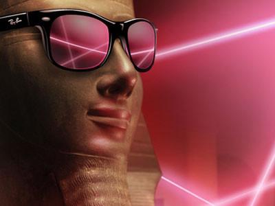 Ray Ban Anti Glare