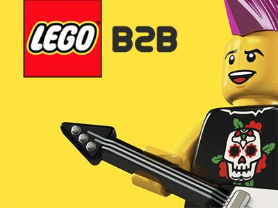 LEGO B2B Shop